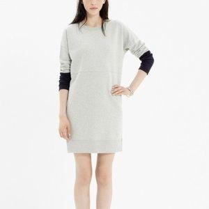 Madewell Jumpstart Sweatshirt Dress